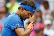 Rafael Nadal gözyaşlarıyla veda etti