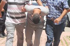 İzmir FETÖ operasyonu 3 kişi tutuklandı