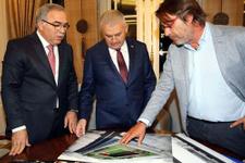 Başbakan'dan Göztepe'ye stat müjdesi