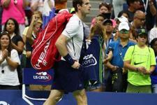 ABD Açık'ta büyük sürpriz! Andy Murray...
