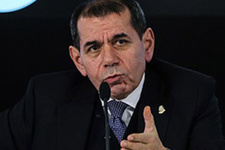 Tahkim'den Dursun Özbek'e müjde
