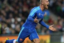 Miroslav Stoch'a Slovakya'dan kötü haber