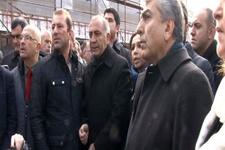 CHP'li heyetin Reina ziyaretinde gerginlik