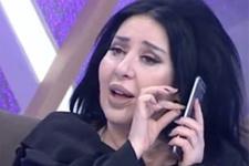 Nur Yerlitaş yayında telefonla konuştu: 'Nedir bu çektiğim!'