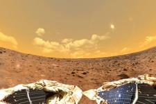 Dünyaya bir de buradan bakın Mars'tan böyle gözüküyor