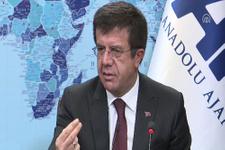Ekonomi Bakanı Zeybekci'den flaş dolar açıklamaları