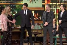 Gelin adayına 3 ünlü talip! Beyaz Show'da eğlenceli anlar