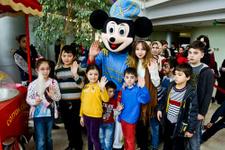 Maltepe'de karne tatilinde şenlik keyfi