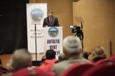 Türkiye'nin en büyük kent müzesi Antalya'da yapılacak