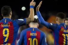 Barcelona Kral Kupası'nda yoluna devam ediyor