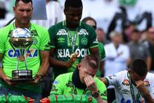 Chapecoense uçak kazasıdan sonra ilk maçına çıktı