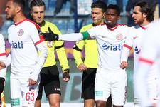 Antalyaspor'dan müthiş galibiyet