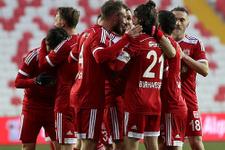 Sivasspor'dan önemli galibiyet