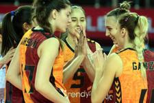 Galatasaray 8'li finalin yolunu tuttu