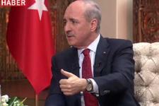 Numan Kurtulmuş Kemal Kılıçdaroğlu'nun o sözlerini eleştirdi