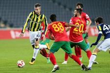 Fenerbahçe - Amedspor maçı geniş özeti