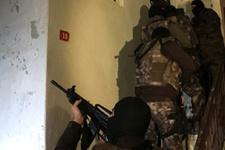 İstanbul'un göbeğinde DAEŞ hücre evine dev operasyon!