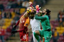 Galatasaray Akhisar maçı geniş özeti