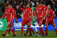 Bayern Münih liderliğini korudu