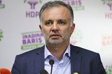 HDP sözcüsü Ayhan Bilgen gözaltında!