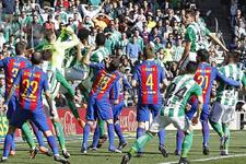 Barcelona 1 puanı son anda kurtardı!