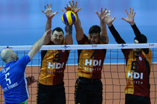 Galatasaray set alamadı