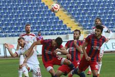 Mersin İdmanyurdu Sivasspor'u devirdi
