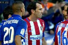 La Liga maçında ilginç olay!