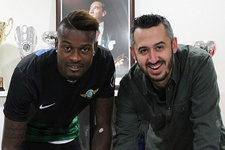 Akhisar Belediyespor Çin'den transfer yaptı
