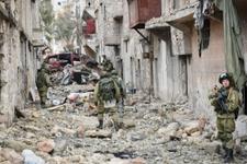 Niğde'den Haleplilere 8 kamyon yardım