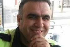 Şehit polis İzmir Adliyesini yasa boğdu