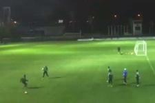 Hamza Hamzaoğlu'ndan muhteşem gol