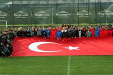 3 Süper Lig ekibi teröre karşı omuz omuza
