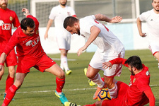 Gaziantepspor Eskişehirspor'a fark attı!