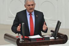 Binali Yıldırım yeni anayasayı anlattı!