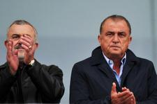 1. Lig maçında Fatih Terim sürprizi