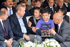 Erdoğan'ın yanına gelebilmek için öyle bir şey yaptı ki!