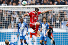 Bayern Münih'e bir şok da Berlin'den!