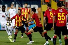 Göztepe Medipol Başakşehir maçı sonucu ve özeti