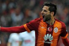Galatasaray'da Hakan Balta'ya tecrit