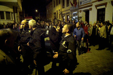 CHP'nin Edremit'teki delege seçiminde kavga çıktı