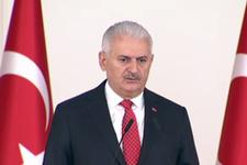 Başbakan Yıldırım'dan valilere:  Hata yapın ama hainlik yapmayın