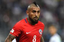 Vidal Şili Milli Takımı'nı bıraktı