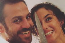Erkan Kolçak Köstendil ile Cansu Tosun nişanlandı