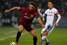 Gençlerbirliği-Beşiktaş maçı golleri ve geniş özeti