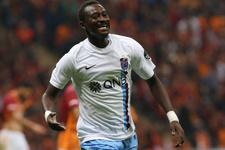 Trabzonspor N'Doye ile yollar ayrılıyor