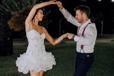 Azra Akın ve Atakan Koru'dan büyüleyici Latin dansı!