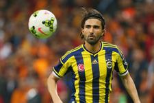 Fenerbahçe'de Hasan Ali sevinci