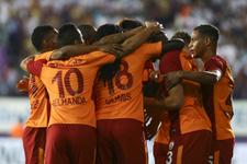 Galatasaray'dan Türk futbol tarihinde bir ilk!