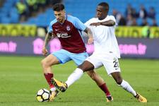 Trabzonspor - Akhisarspor maçı golleri ve geniş özeti